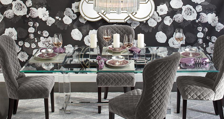 Savoy Torino Dining Room Inspiration