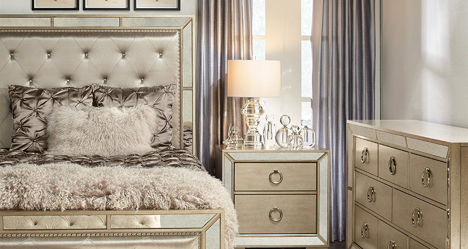 Stylish Home Decor Chic Furniture At Affordable Prices Z Gallerie Inspiration Avignon Bedroom Furniture Decor