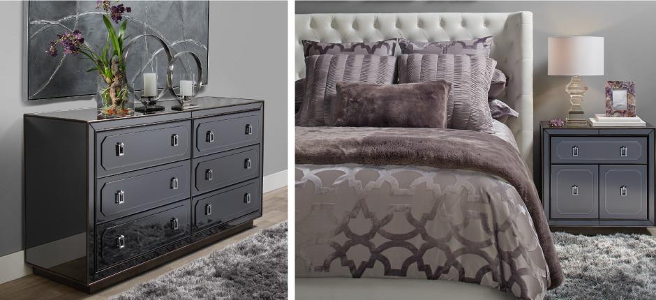 Amethyst Jen Maddox Bedroom Inspiration
