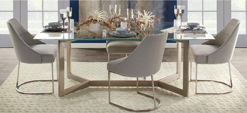 Sapphire Brooklyn Rowan Dining Room Inspiration