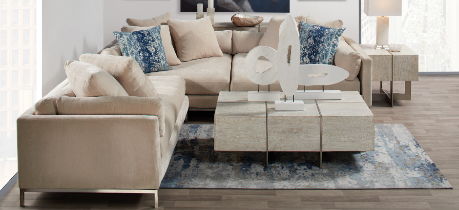 Sapphire Ventura Clifton Living Room Inspiration