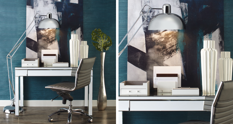 Cerulean Office Inspiration