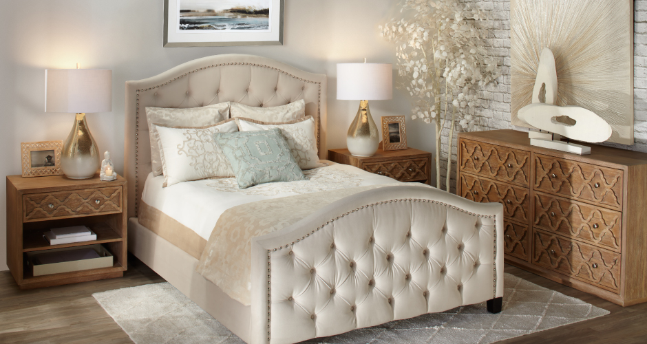 Stylish Home Decor Chic Furniture At Affordable Prices Z Gallerie - The natural bedroom