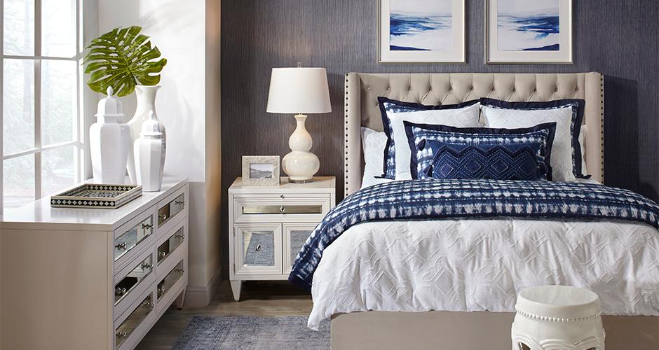 Roberto Siena Bedroom Inspiration