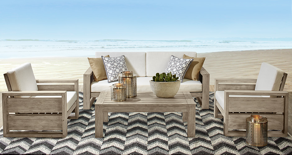 OLucia Lounge Outdoor Inspiration