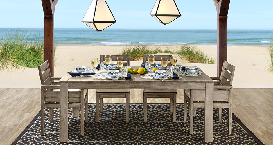 Lucia Dining Outdoor Inspiration