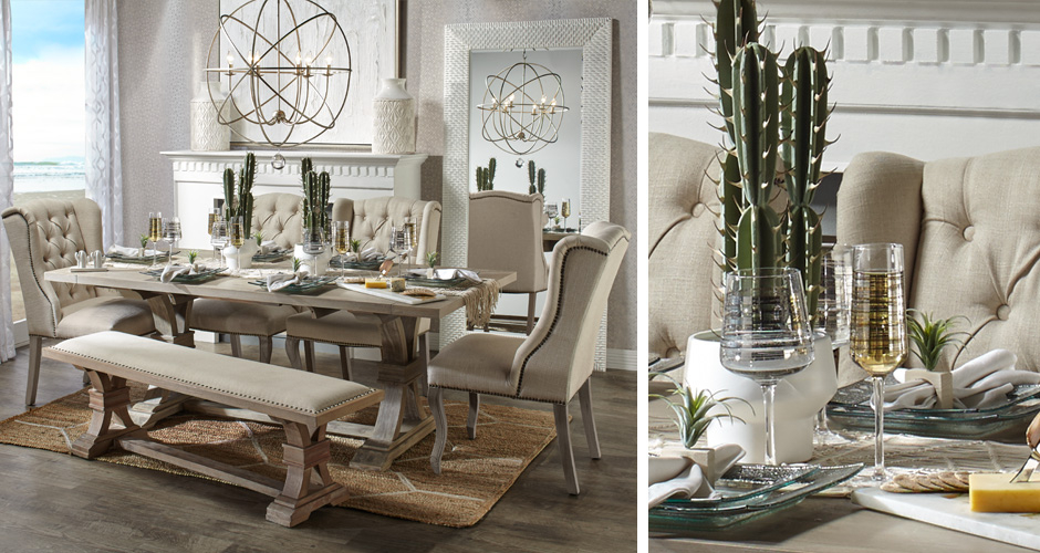 Dining Room Furniture & Elegant Dining Room Sets | Z Gallerie