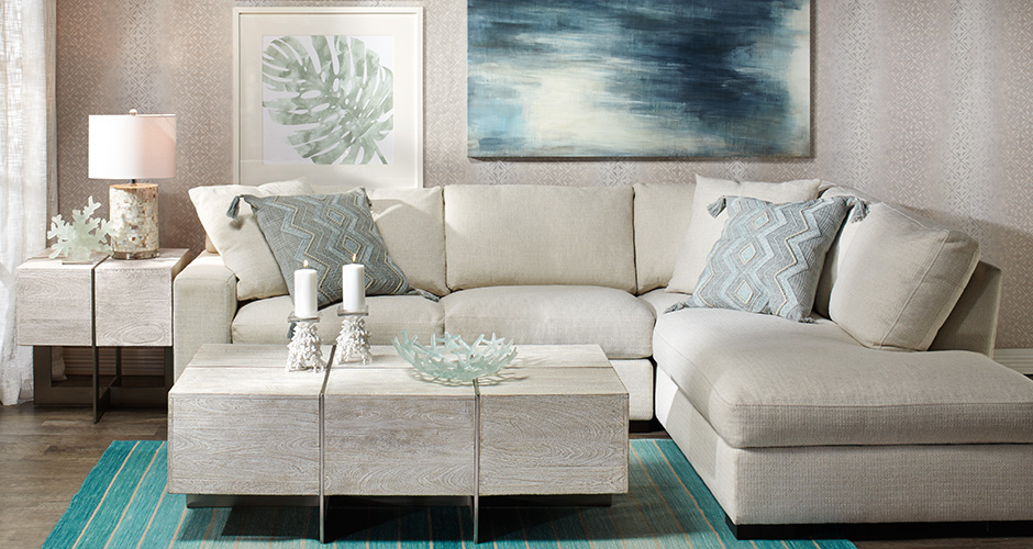 Del Mar Eucalyptus Living Room Inspiration