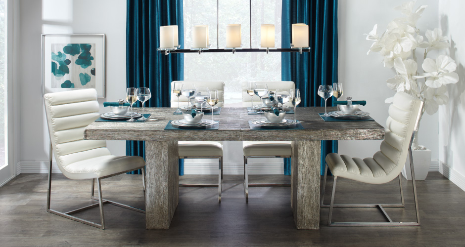 Modern Timber Dining Room Inspiration