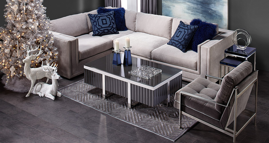 Simone Holiday Living Room Inspiration