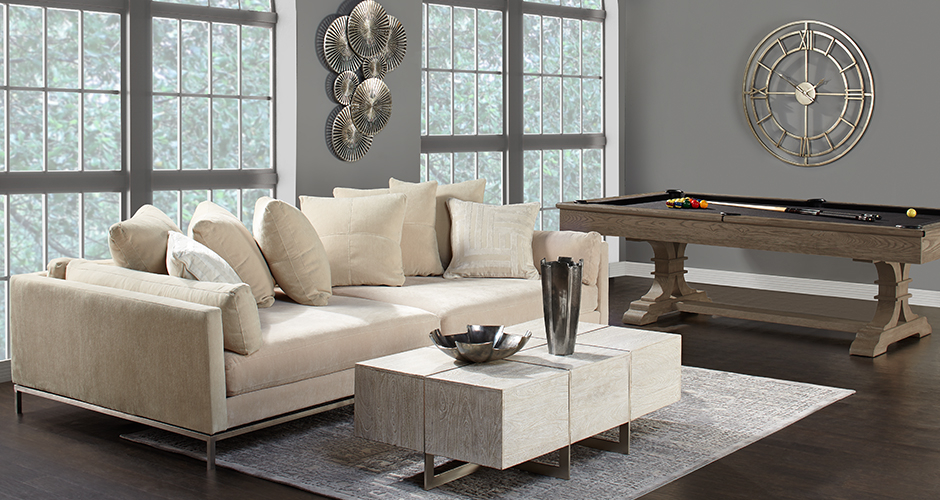 The Ventura Sectional Sofa