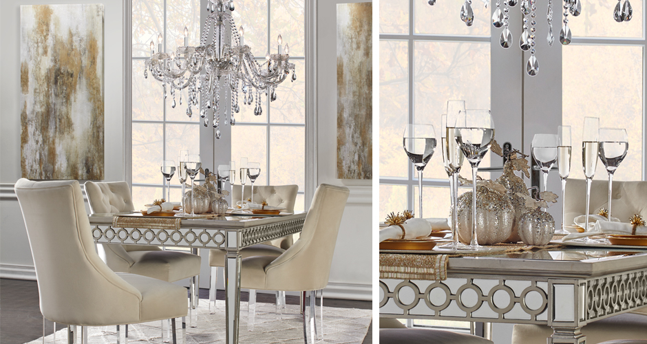 Sophie Nottingham Dining Room Inspiration