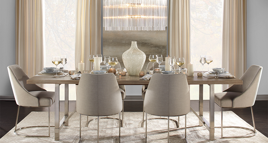 Dining Tables Mirrored Wooden Glass Tables Z Gallerie