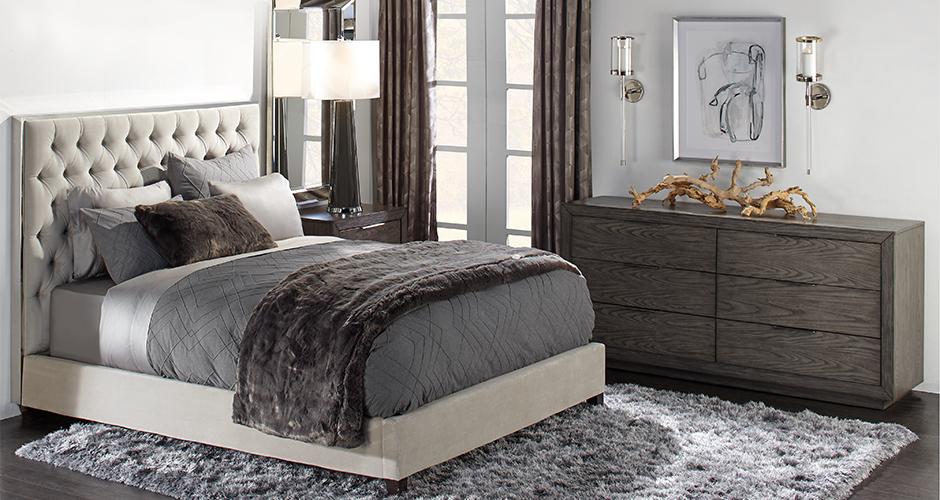 Chic Bedroom Furniture Stylish Decor Z Gallerie Custom Bedroom Furniture Decor