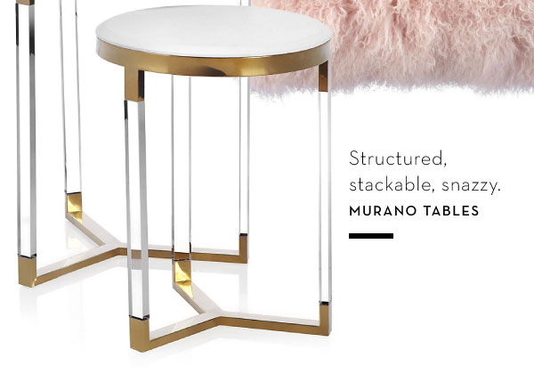 Murano Table