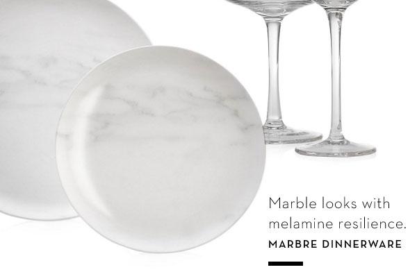 Marbre Dinnerware