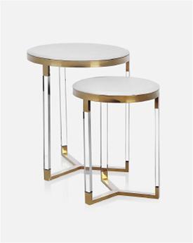 Murano nesting tables