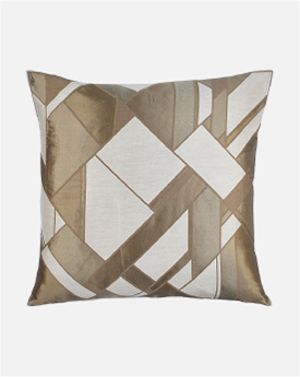 Mateo Pillow - Gold