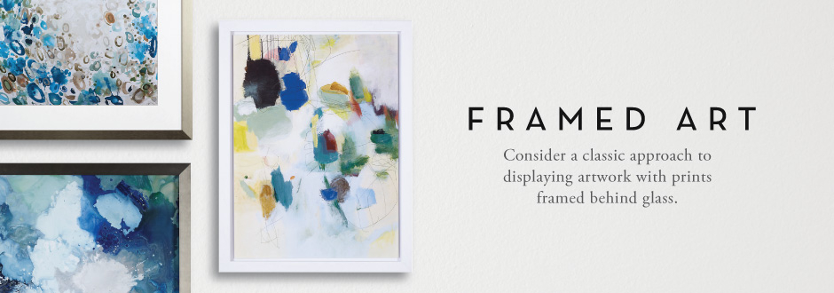 Framed Artwork | Z Gallerie