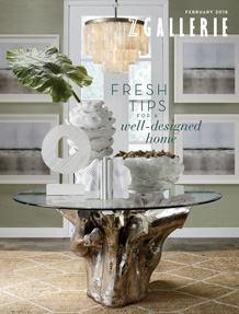 Fresh Tips for a Well-Designed Home - February 2018 Catalog