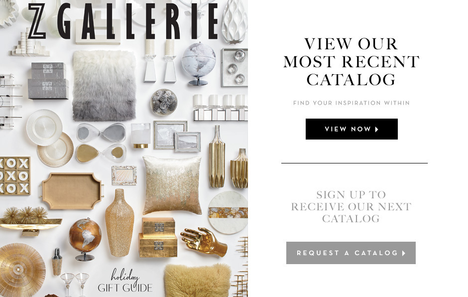 Current Catalog Z Gallerie