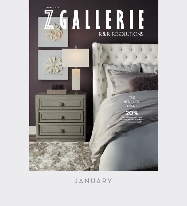 January Catalog