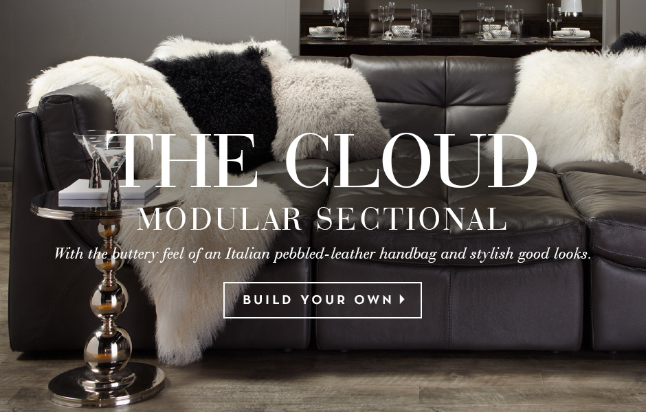 Cloud Modular Sofa Sectional
