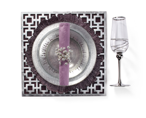 Kenza Table Setting Solaris Dinnerware
