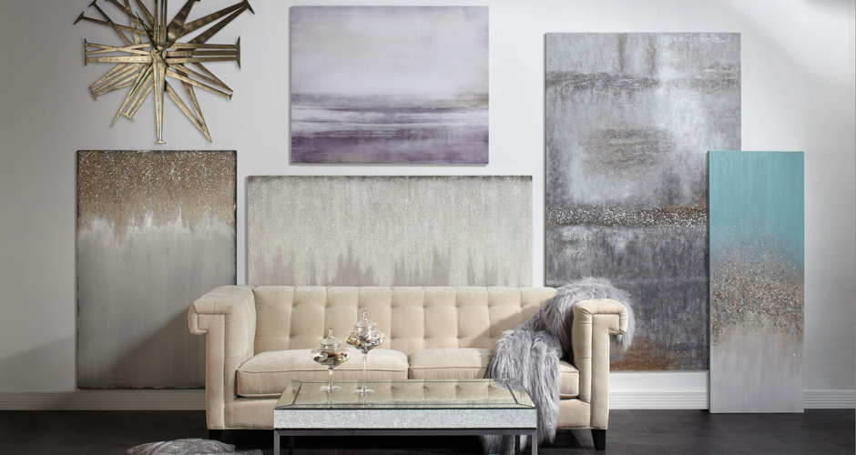 Large Art Unique And Affordable Large Scale Artwork Z Gallerie Wall Art