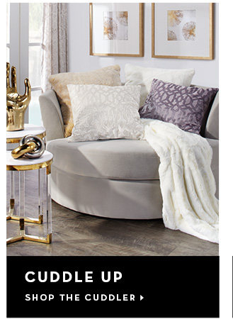 The Cuddler Chair - Shop Now