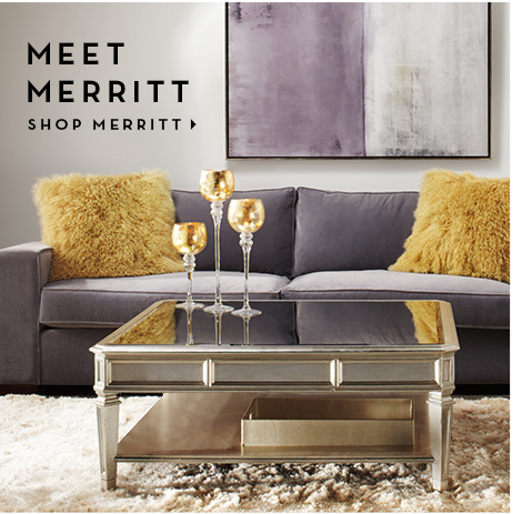 Meet Merritt. SHop the Merritt Collection