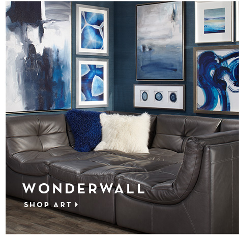 Wonderwall! Shop Art >
