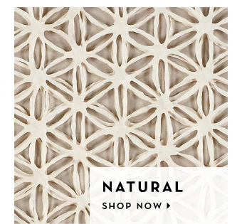 We love color - Natural - Shop Now
