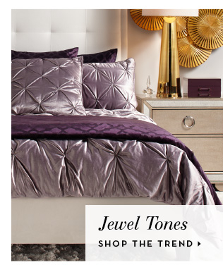 Spring Trends - Jewel Tones