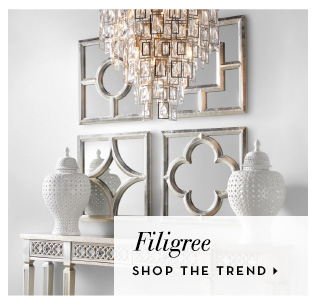 Spring Trends - Filigree