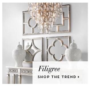 Spring Trends - Filigree
