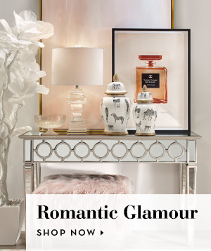 Easy Updates - Shop Romantic Glamour