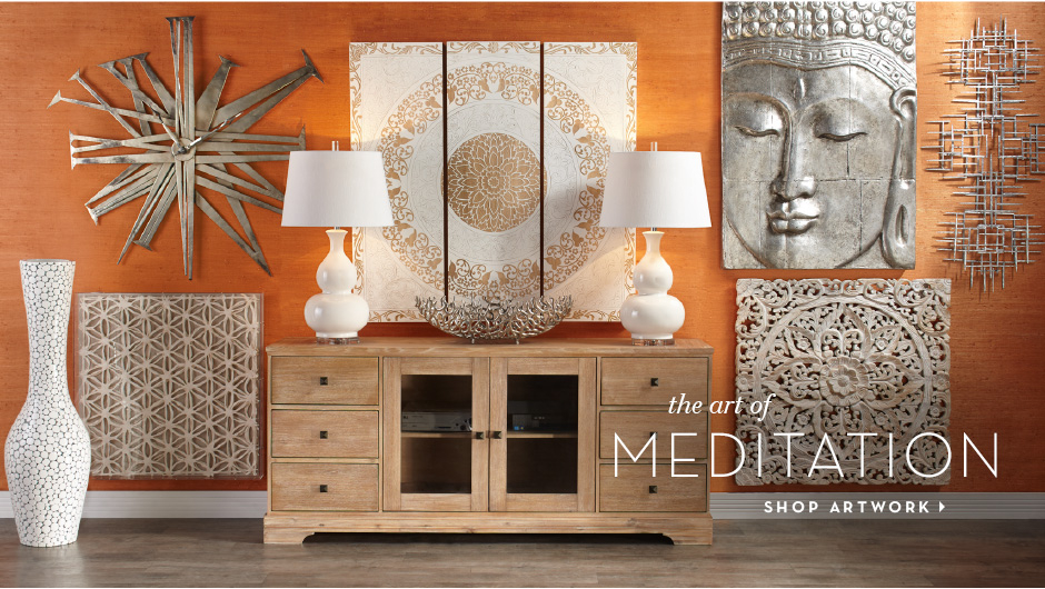 Teh art of Meditation - Shop dimensional artwork