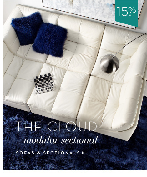 The Cloud Modular Sectional. Explore Sofas & Sectionals Now