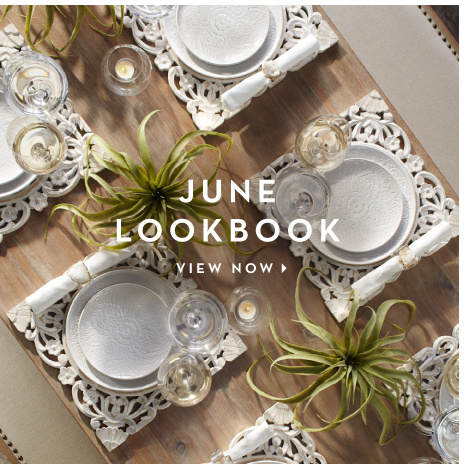 View the June Lookbook