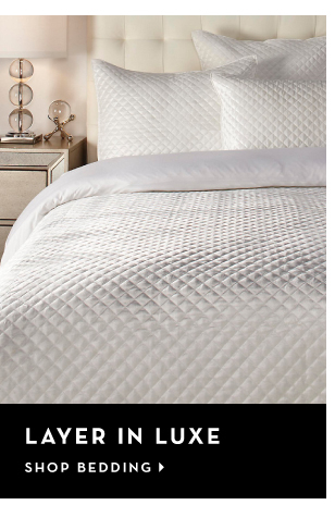 Layer in Luxe - Shop Bedding