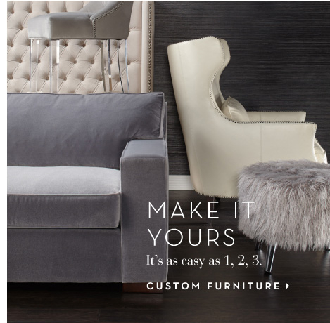 Make it Yours - Custom Furniture