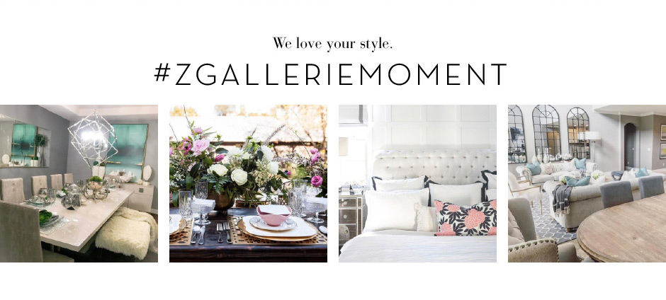 We Love your Style: #ZGallerieMoment