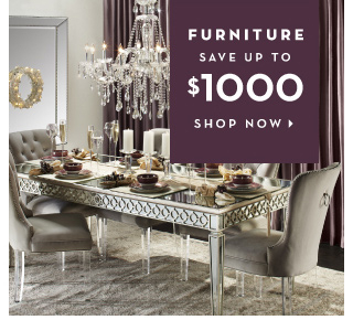 Furniture - Save up to $1000