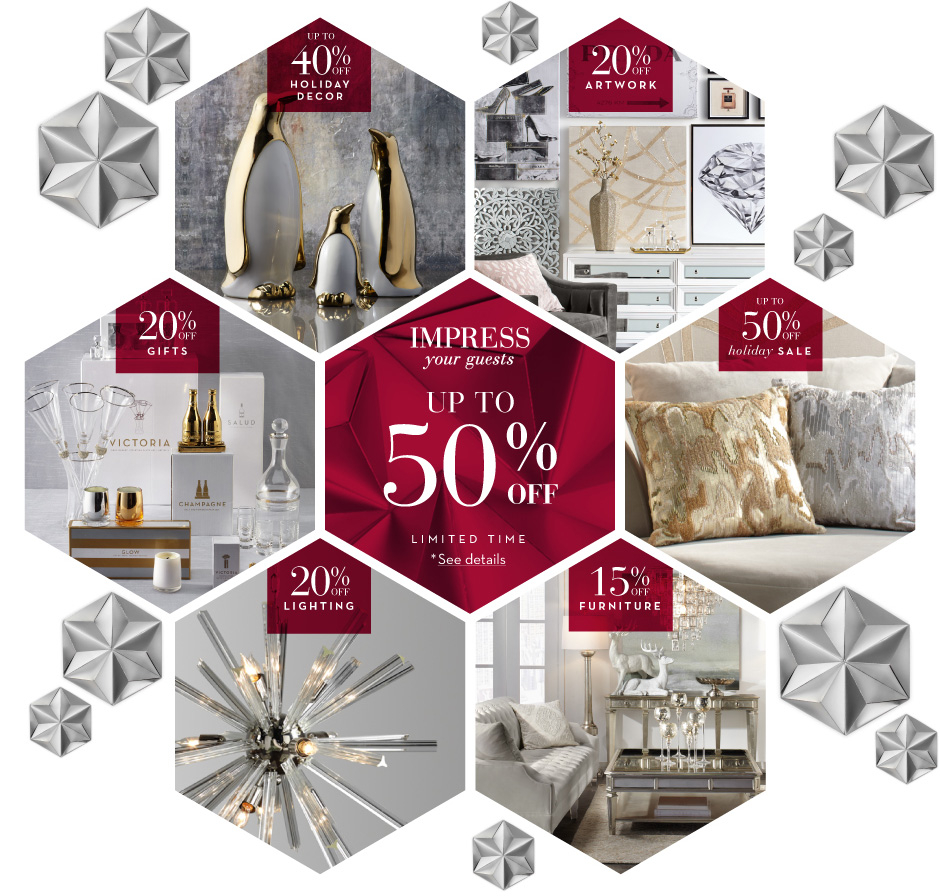Gift in Style. Save up to 30%