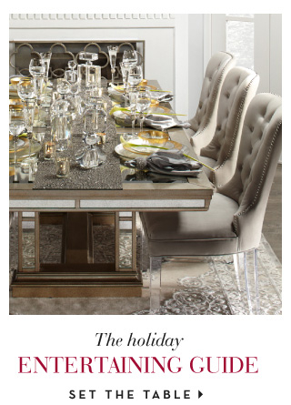 The Holiday Entertaining Guide