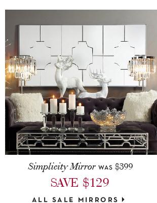 Shop: Mirrors