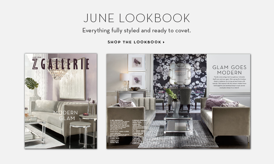 New: The June Lookbook