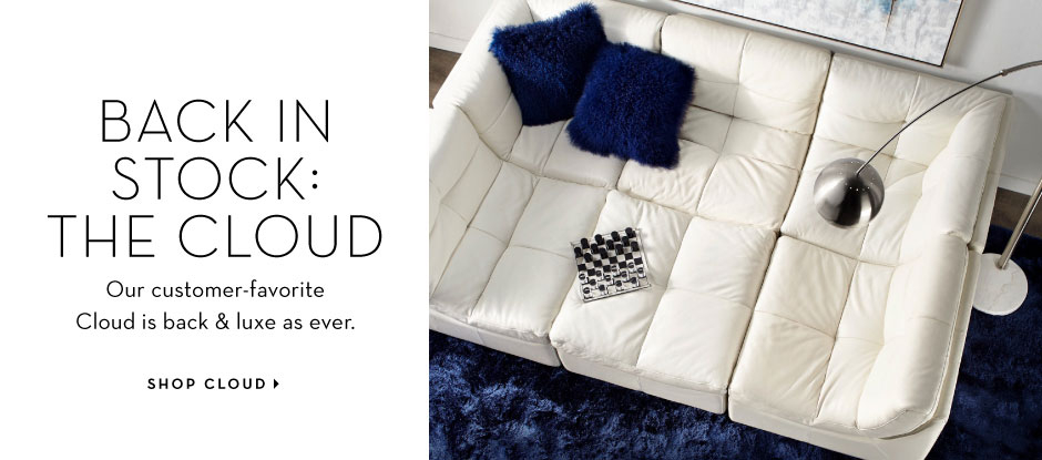 The Cloud - Modular Sectional Sofa