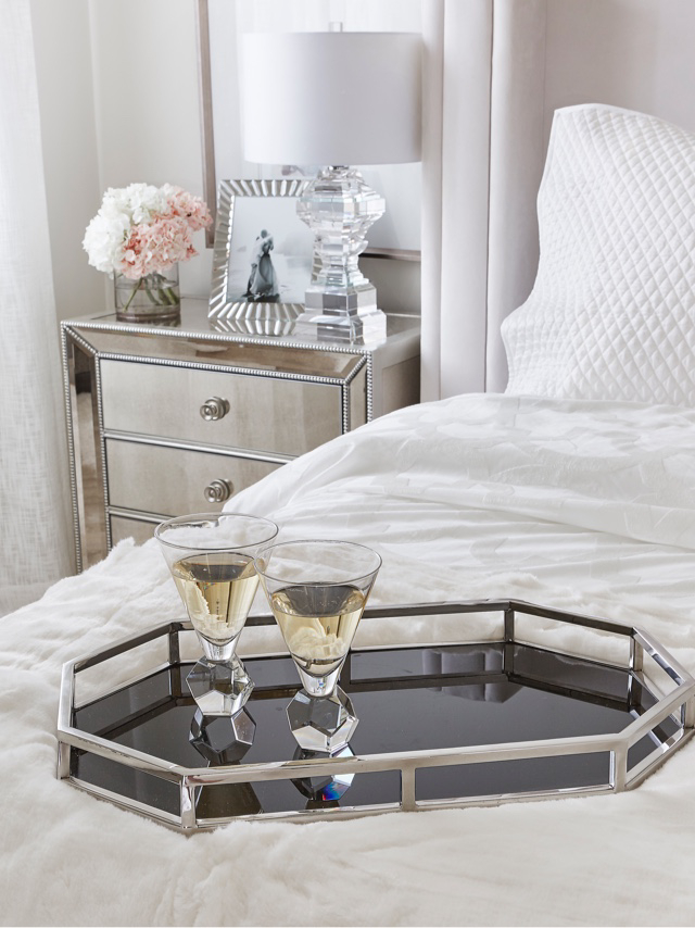 Jessi's bed tray